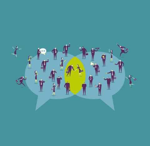 Gestroomlijnde communicatie