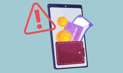 Een onbekend persoon vraagt mensen om telefonisch een onmiddellijke betaling uit te voeren voor een onbetaalde schuldvordering.